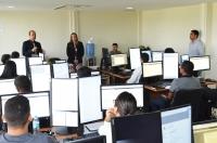 O curso tem duração de 20 horas, distribuídas em três dias de aula. (FOTO: Ribamar Pinheiro)
