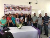 Apresentação do Projeto Maria da Penha na Escola