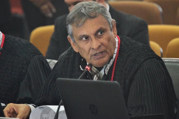 O desembargador Ribamar Castro é o relator do processo (Foto: Ribamar Pinheiro)