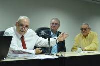 Jacinto Coutinho, Froz Sobrinho e Agostinho Marques (Foto: Ribamar Pinheiro)