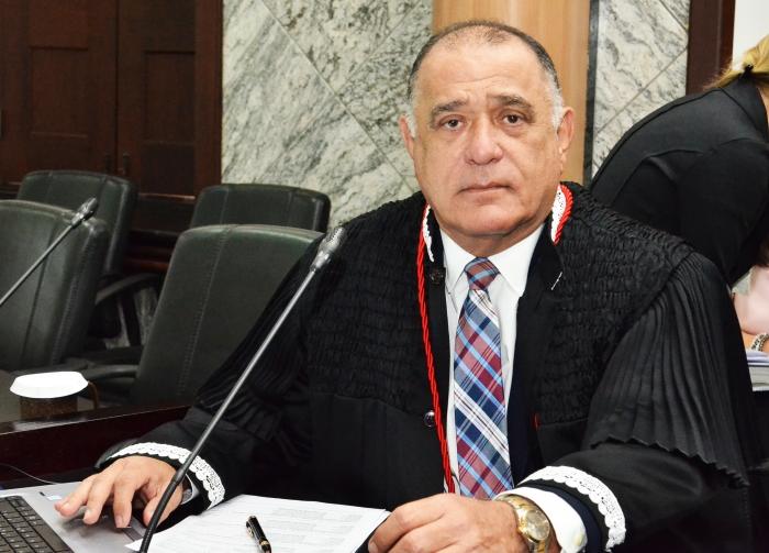 O desembargador Jorge Rachid é o relator do processo (Foto: Ribamar Pinheiro)