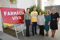 """A parceria garante a implantação e operacionalização do Projeto Estratégico """"Farmácia Viva"""" (Foto: Ribamar Pinheiro)"""