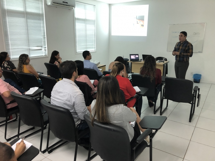 Cerca de 120 profissionais já participaram do treinamento na ESMAM
