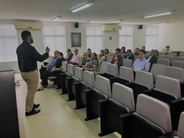 Professor João Batista Bottentuit Junior ministrará o primeiro módulo do curso de metodologia científica