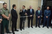 Para o desembargador Joaquim Figueiredo a entrega das novas instalações da 2ª Vara de Execuções Penais é importante momento para o Judiciário