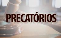 A Coordenadoria de Precatórios publicou as listagens de credores de precatórios