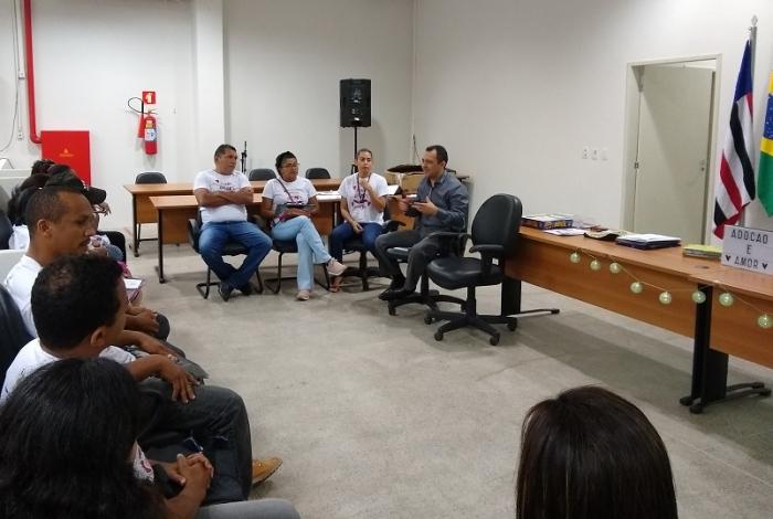 Curso de Adoção em Caxias