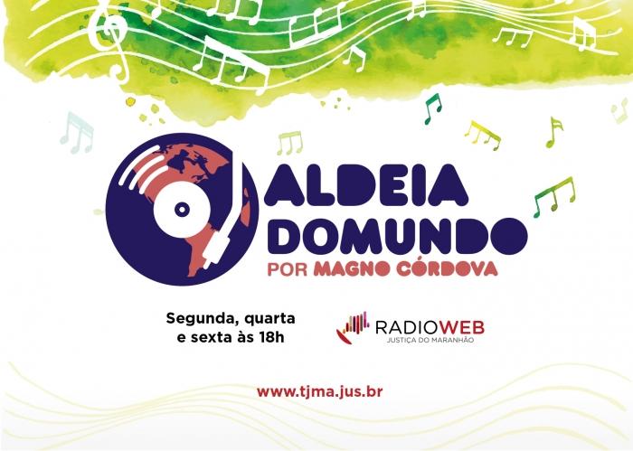 A Rádio Web Justiça do Maranhão pode ser acessada na página principal do Portal do Judiciário