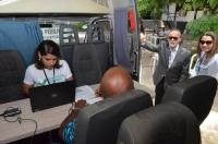 Diversos serviços foram oferecidos pelo Projeto aos jurisdicionados. (FOTO: Ribamar Pinheiro)