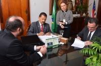Acordo assinado vai dar celeridade a atendimento de ocorrências (Foto: Ribamar Pinheiro)