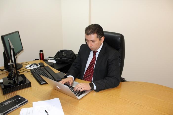 Juiz Ferdinando Serejo é o novo coordenador da SEJUD da Fazenda Pública