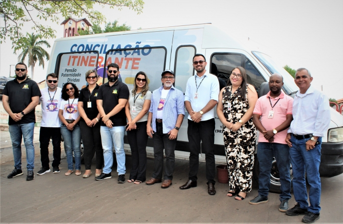 Conciliação Itinerante encerrou 5ª edição do projeto em Igarapé Grande