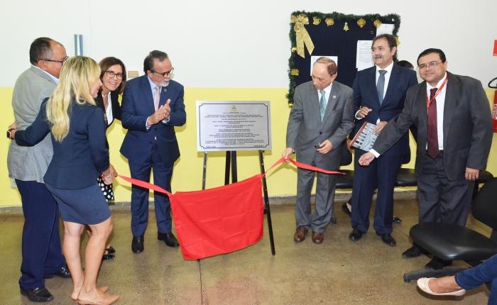 O novo Centro de Conciliação é o 25º a ser instalado no Estado e o 9º em São Luís (Foto: Ribamar Pinheiro)