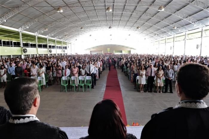 Casamento Comunitário em Timon
