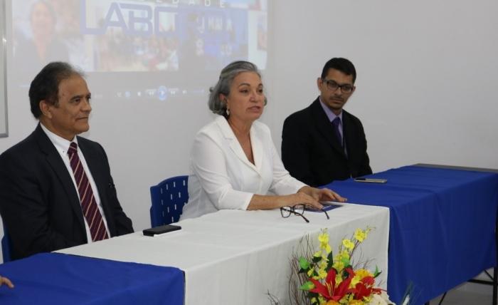Fernando Mendonça, Sueli Tonial e Arthur Darub (Foto: Josy Lord)