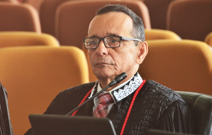 O desembargador Kleber Carvalho foi o relator do agravo interno