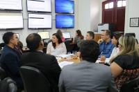 Juízes e servidores discutiram alterações na aferição da produtividade de magistrados (Fotos: Josy Lord)