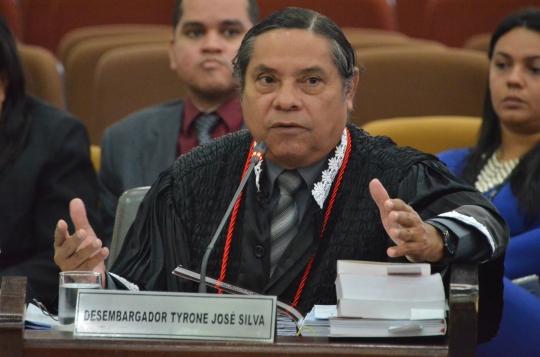 Tyrone Silva não acatou as alegações do prefeito (Foto: Ribamar Pinheiro)