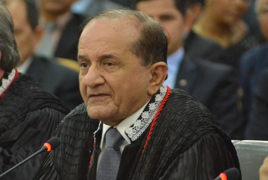 O desembargador Raimundo Melo afirmou que não foram atendidos os requisitos legais para a ação constitucional (Foto: Ribamar Pinheiro)